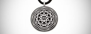 Danny Carey Sacred Geometry Necklace
