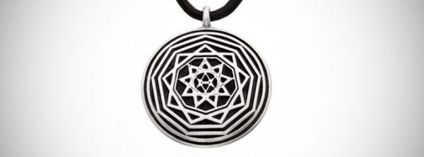 Danny Carey Sacred Geometry Necklace