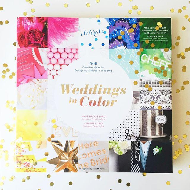 weddings in color book