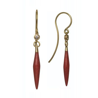 Donovan-Smith-Jewelry-wood-and-gold-earrings